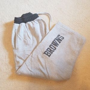 Cleveland Browns sweat pants